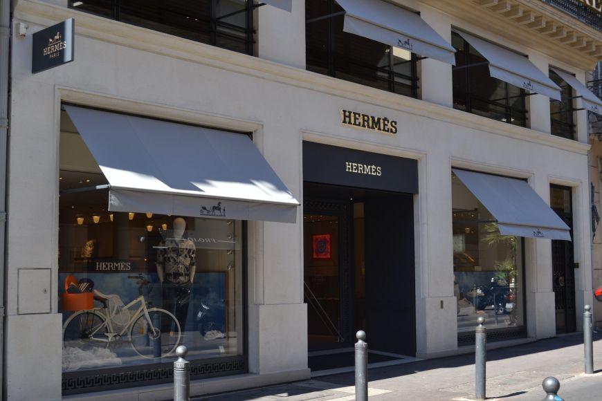 55283f9ed1b2 Nouvelle boutique Hermès - Lenoir Services